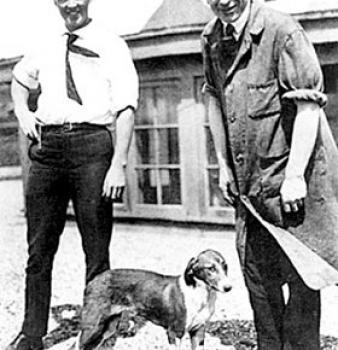 "Frederick Grant Banting y Charles Best ""Padres de la insulina"""